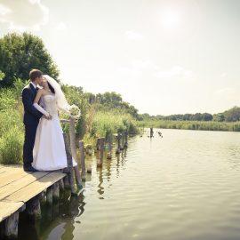 Freiluft-Hochzeit im Frühling?